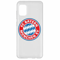Чохол для Samsung A31 FC Bayern Munchen
