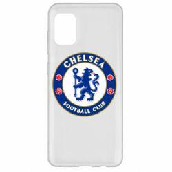 Чехол для Samsung A31 FC Chelsea