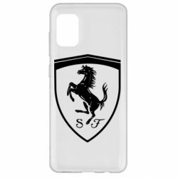 Чохол для Samsung A31 Ferrari horse
