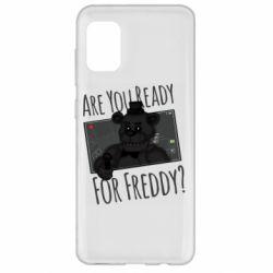 Чехол для Samsung A31 Five Nights at Freddy's 1