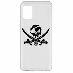 Чохол для Samsung A31 Flag pirate