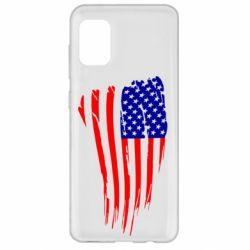 Чохол для Samsung A31 Прапор США