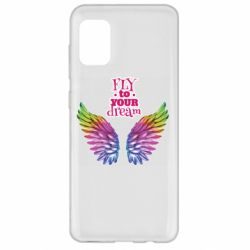 Чохол для Samsung A31 Fly to your dream