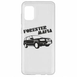 Чехол для Samsung A31 Forester Mafia