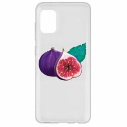 Чехол для Samsung A31 Fruit Fig
