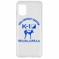 Чохол для Samsung A31 Full contact fighter K-1 Worldmax