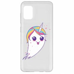 Чохол для Samsung A31 Ghost Unicorn