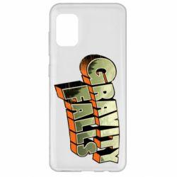 Чехол для Samsung A31 Gravity Falls