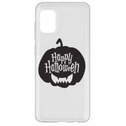 Чохол для Samsung A31 Happy halloween smile
