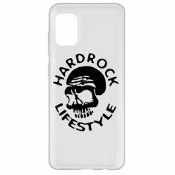Чохол для Samsung A31 Hardrock lifestyle