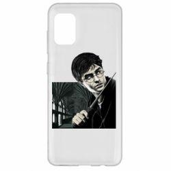 Чехол для Samsung A31 Harry Potter