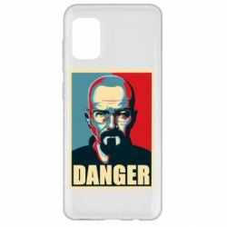 Чохол для Samsung A31 Heisenberg Danger