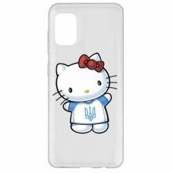Чехол для Samsung A31 Hello Kitty UA