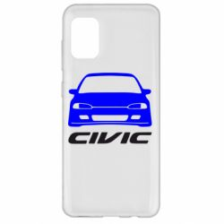 Чохол для Samsung A31 Honda Civic