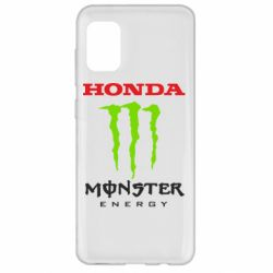 Чехол для Samsung A31 Honda Monster Energy