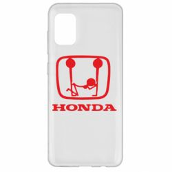 Чехол для Samsung A31 Honda