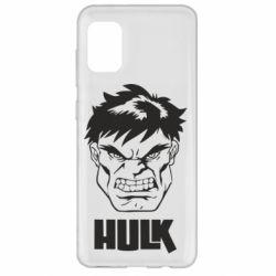 Чохол для Samsung A31 Hulk face