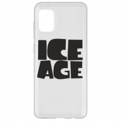 Чехол для Samsung A31 ICE ACE