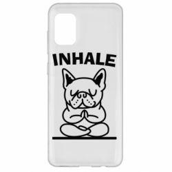 Чохол для Samsung A31 Inhale