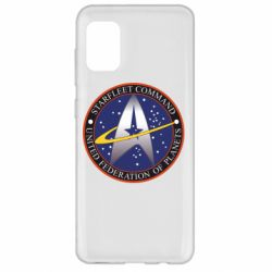Чохол для Samsung A31 Inited Federation of Planets