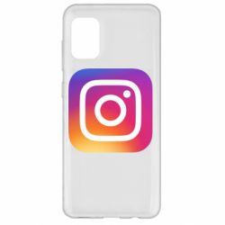 Чохол для Samsung A31 Instagram Logo Gradient