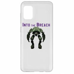 Чехол для Samsung A31 Into the Breach roboi