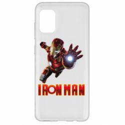 Чохол для Samsung A31 Iron Man 2