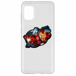 Чохол для Samsung A31 Iron Man and Avengers