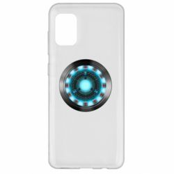 Чехол для Samsung A31 Iron Man Device