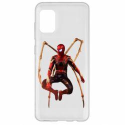 Чохол для Samsung A31 Iron man spider