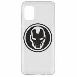 Чохол для Samsung A31 Iron man symbol