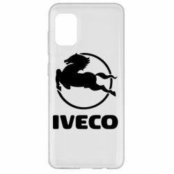 Чехол для Samsung A31 IVECO