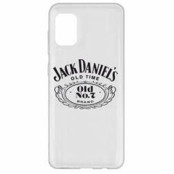 Чехол для Samsung A31 Jack Daniel's Old Time