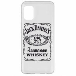 Чохол для Samsung A31 Jack daniel's Whiskey