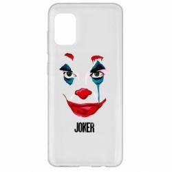 Чехол для Samsung A31 Joker face