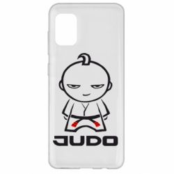 Чохол для Samsung A31 Judo Fighter