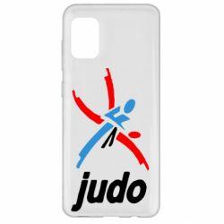 Чохол для Samsung A31 Judo Logo