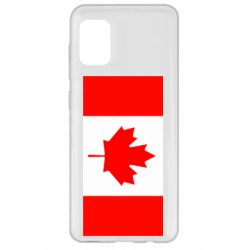 Чохол для Samsung A31 Канада