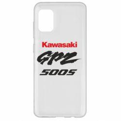 Чохол для Samsung A31 Kawasaki GPZ500S
