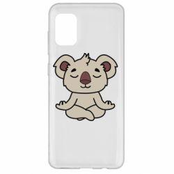 Чехол для Samsung A31 Koala