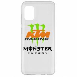 Чехол для Samsung A31 KTM Monster Enegry