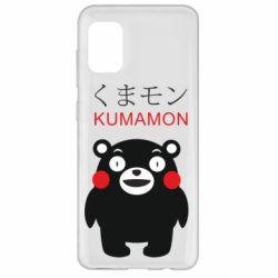 Чохол для Samsung A31 Kumamon