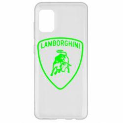 Чохол для Samsung A31 Lamborghini Auto