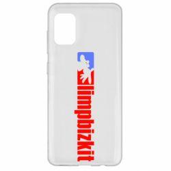 Чохол для Samsung A31 Limp Bizkit