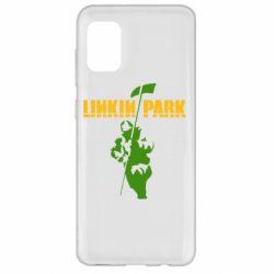 Чехол для Samsung A31 Linkin Park Album