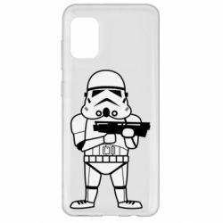 Чохол для Samsung A31 Little Stormtrooper