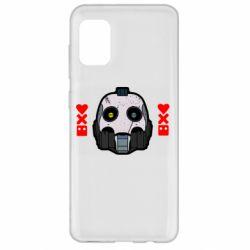 Чехол для Samsung A31 Love death and robots