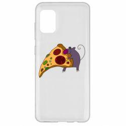 Чехол для Samsung A31 Love Pizza 2
