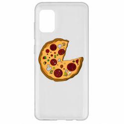 Чохол для Samsung A31 Love Pizza
