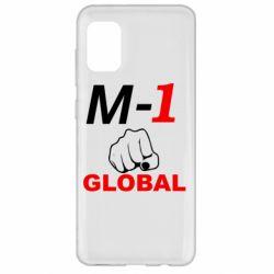Чехол для Samsung A31 M-1 Global